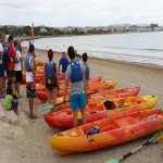 Activitat Kayak