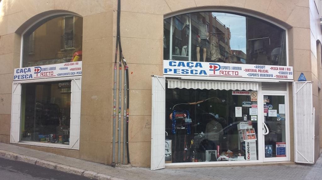 La nostra botiga del Carrer Orosi 2-3 a Tarragona